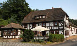 """Hotel """"Zum Bürgergarten"""" ***S"""