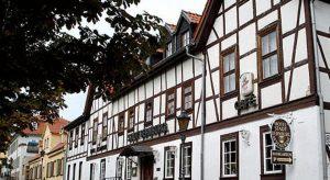 """Hotel Restaurant """"Stadt Bernburg"""""""