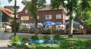 Restaurant Cafe Parkhaus