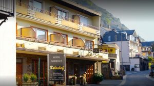 Hotel Weinhaus Rebenhof