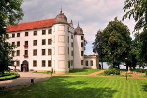 Schlosshotel Podewils – 15. Jh. Ritterschloss zu Krangen