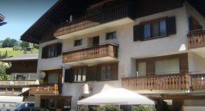 Parsenn Hotel Posthorn