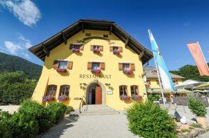 Hotel Alpenglück