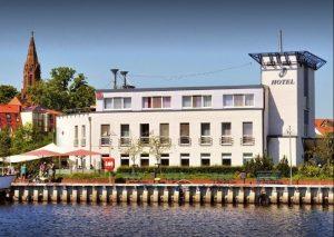 Hafen Hotel Pommern Yacht