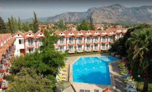 Hotel Dalyan Antik