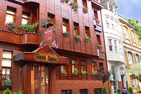 Butikhotel Armagrandi Spina Istanbul